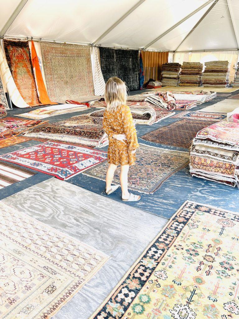 Antique Rugs Vintage Decor Interior Design