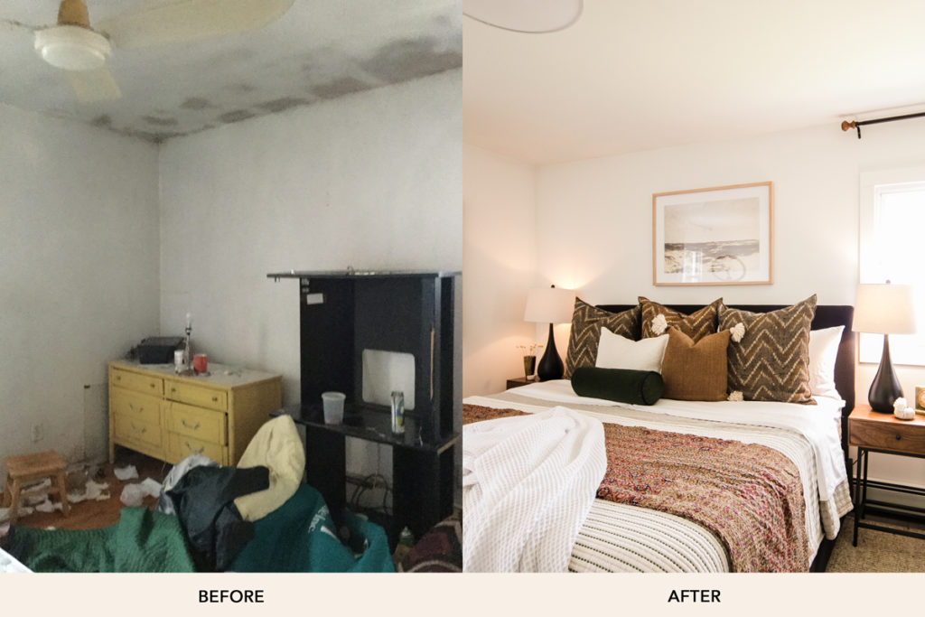 Ashley Libath Bedroom Before And After