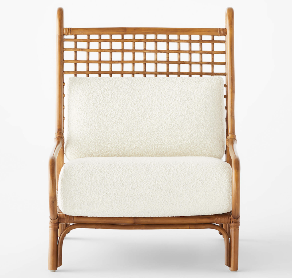 Ouen Rattan Chair